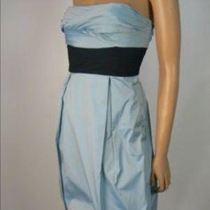NWT BCBG strapless empire waist bubble dress.